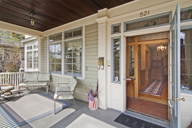 521 Grand Hill, St Paul MN | MLS # 4140535 | Front Porch