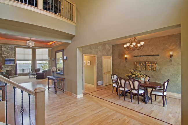 22620 Hayward Ave N, Forest Lake MN | MLS # 4153421 | Formal Dining