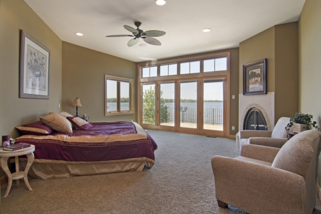 22620 Hayward Ave N, Forest Lake MN | MLS # 4153421 | Master Suite
