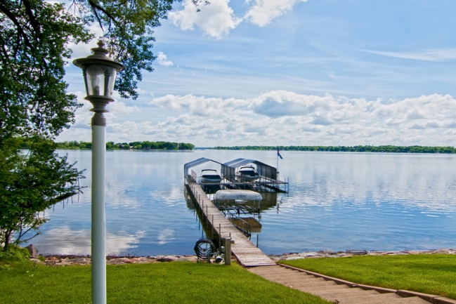 1650 Shadywood Road, Orono MN | MLS # 4152837 | Dock and View