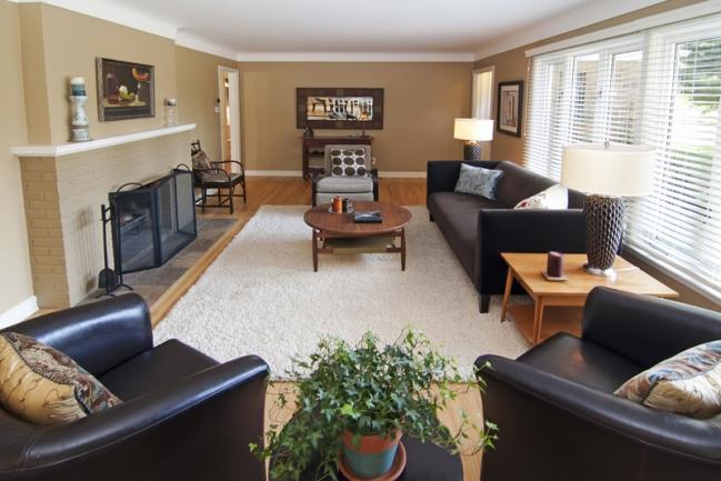 1617 Bohland Ave, St Paul   MLS # 4176454   Living Room